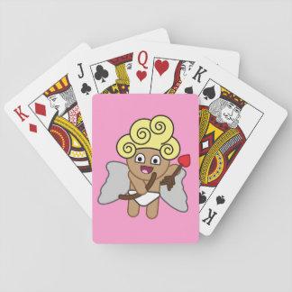 Cupid increíble feliz cartas de juego