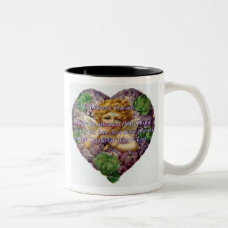 cupid is a terrorist Two-Tone coffee mug