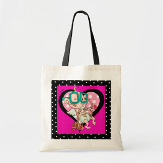 Cupid is Aiming at YOU ! - SRF Tote Bag
