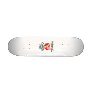 Cupid is real skate board decks