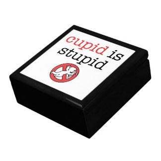 Cupid Is Stupid Anti-Valentine's Day Gift Box