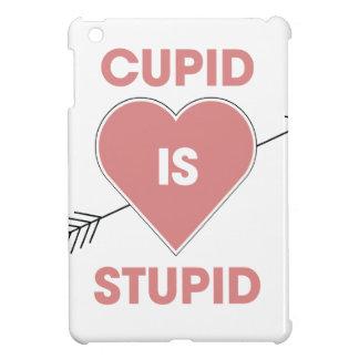 Cupid Is Stupid iPad Mini Covers