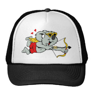 Cupid Koala Trucker Hat
