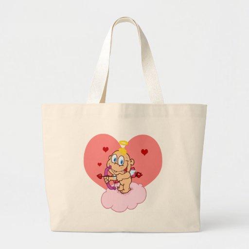 Cupid lindo bolsa de mano