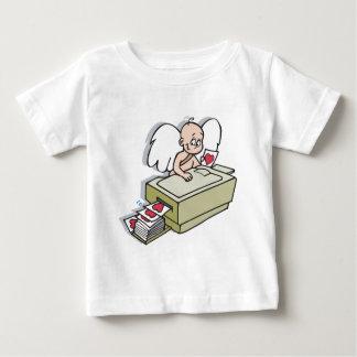 Cupid Makin Copies Valentine T Shirt