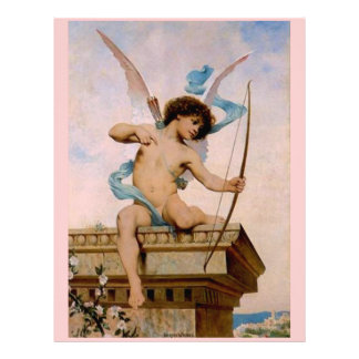 Cupid Membrete A Diseño