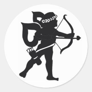 Cupid Merchandise Sticker