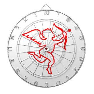 Cupid Outline Dartboards