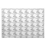 Cupid Pattern Placemats