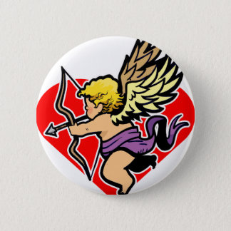 Cupid Pinback Button