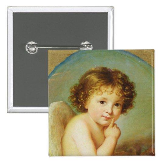 Cupid Pinback Button