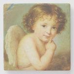 Cupid Posavasos De Piedra