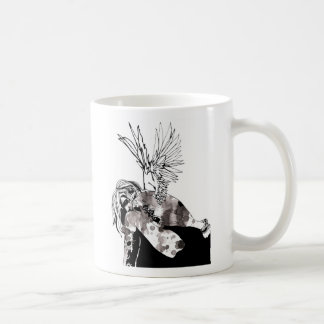 Cupid prisionero tazas de café