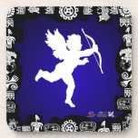 CUPID PRODUCTS DRINK COASTERS