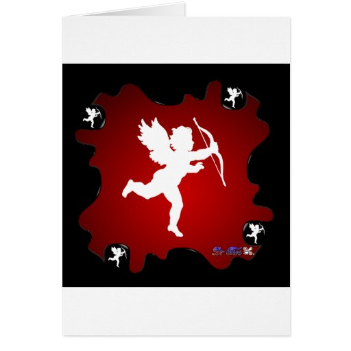 CUPID PRODUCTS GREETING CARD