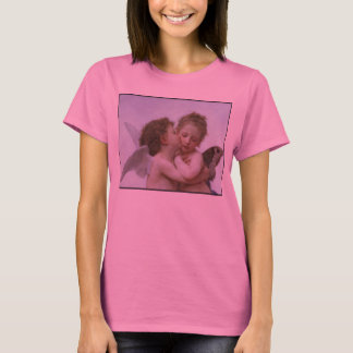 Cupid & Psyche as Children T Shirt
