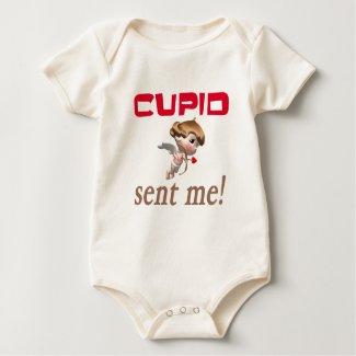 Cupid baby bodysuit