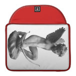 Cupid Statue Sleeve For MacBook Pro