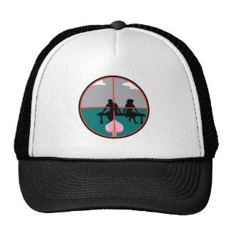 Cupid Target Hat
