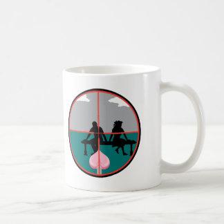 Cupid Target Mug