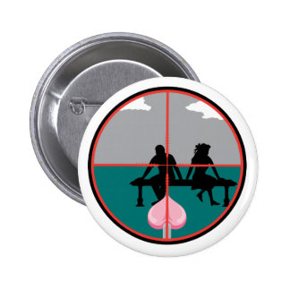 Cupid Target Pin