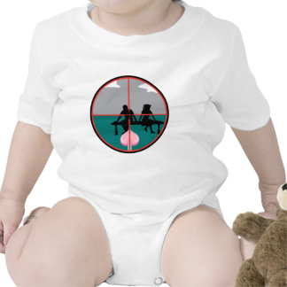 Cupid Target Tee Shirt