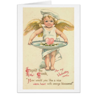 Cupid the Cook Cards