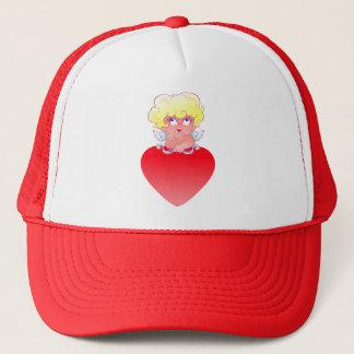 cupid_thinking trucker hat