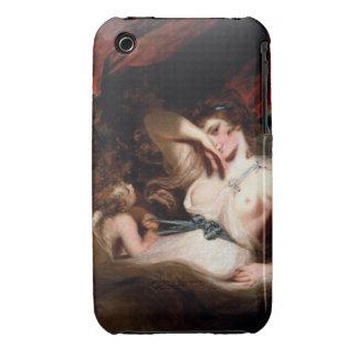 Cupid Untying the Zone of Venus iPhone 3 Covers