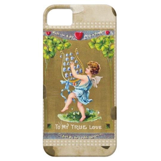 Cupid verdadero de la tarjeta del día de San Funda Para iPhone SE/5/5s