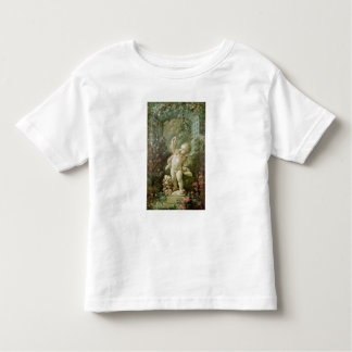 Cupid with Grapes Toddler T-shirt