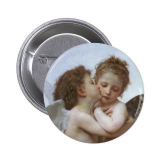 Cupid y psique como Babys Pin