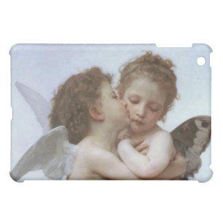 Cupid y psique como vintage de los niños