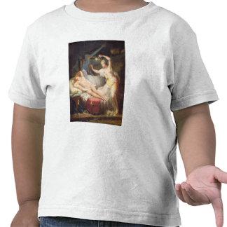 Cupid y psique camisetas