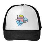 Cupido cupid mesh hats