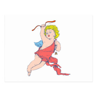 Cupido Eros Amor Postcard