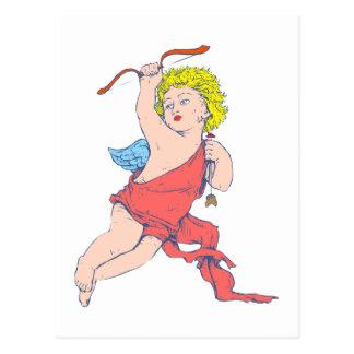 Cupido Eros Amor Postcards