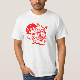 Cupido in red T-Shirt