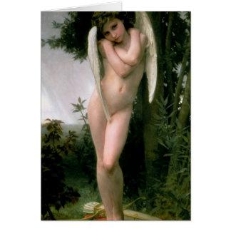 Cupidon, 1891 card