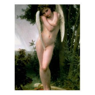 Cupidon, 1891 postcards