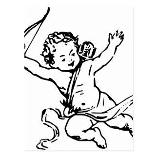 Cupidon Postcard