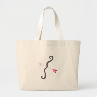Cupids Arrow Jumbo Tote Bag