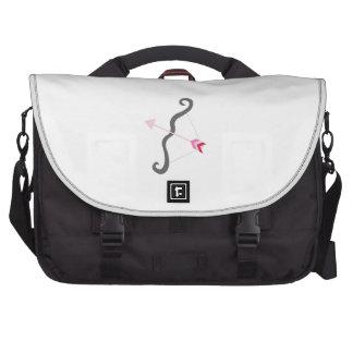 Cupids Arrow Laptop Bags