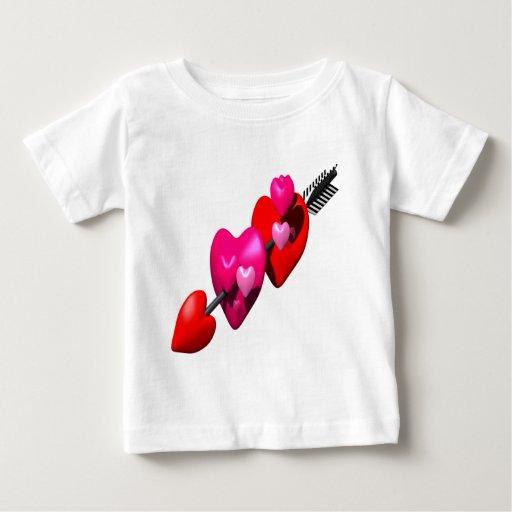 Cupids Arrow Shirts