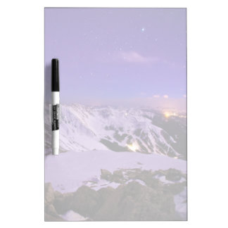 Cupid's Celestial View Dry Erase Board