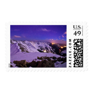 Cupid's Celestial View Stamps