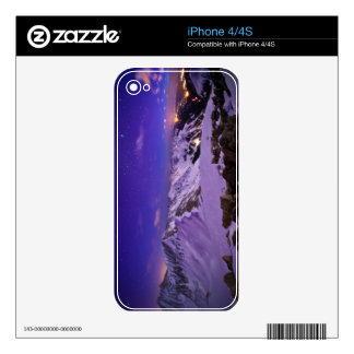 Cupid's Celestial View iPhone 4S Decal