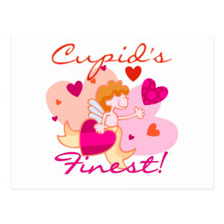 Cupid's Finest Valentine Post Cards