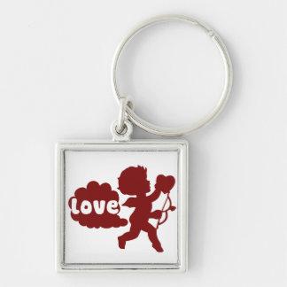 Cupids Love Fart Keychain