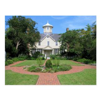 Cupola House, Edenton NC Postcard